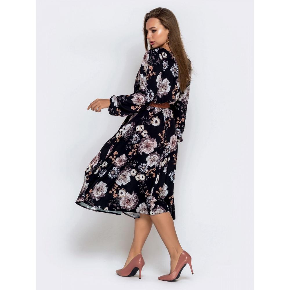 Воздушное платье Лилит фото 3