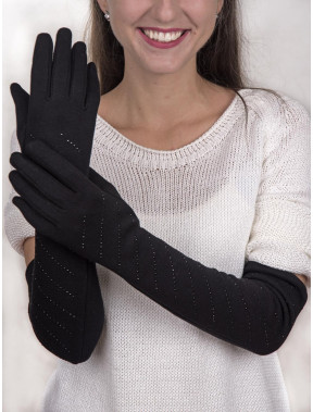 Оригинальные длинные перчатки