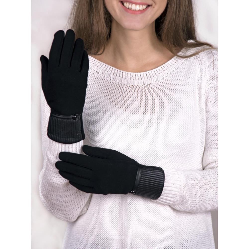 Жіночі витончені рукавички фото 1
