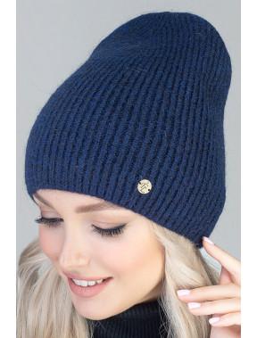 Теплая шапка Белла