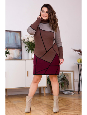 Симпатична сукня Алора