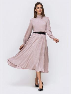 Уютное теплое платье Мелисса