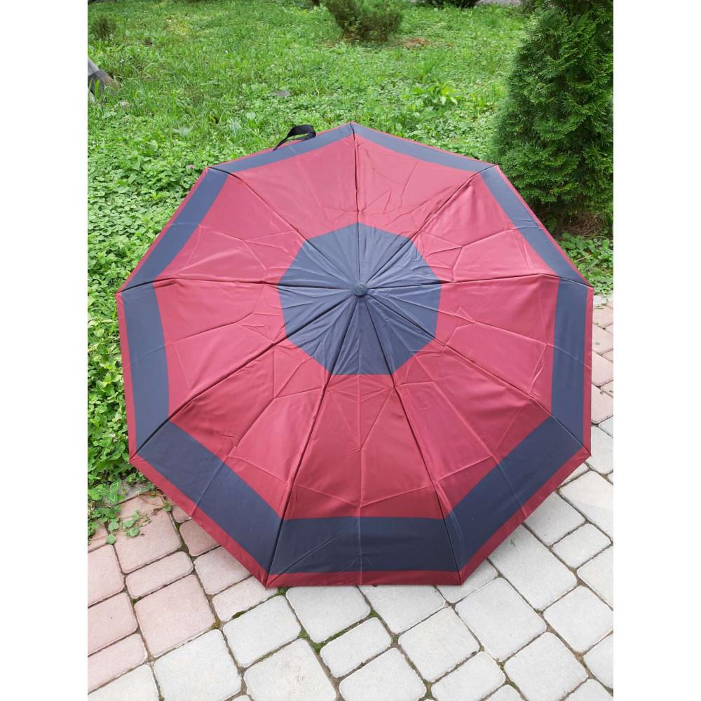 Красивый комбинированный зонт фото 1