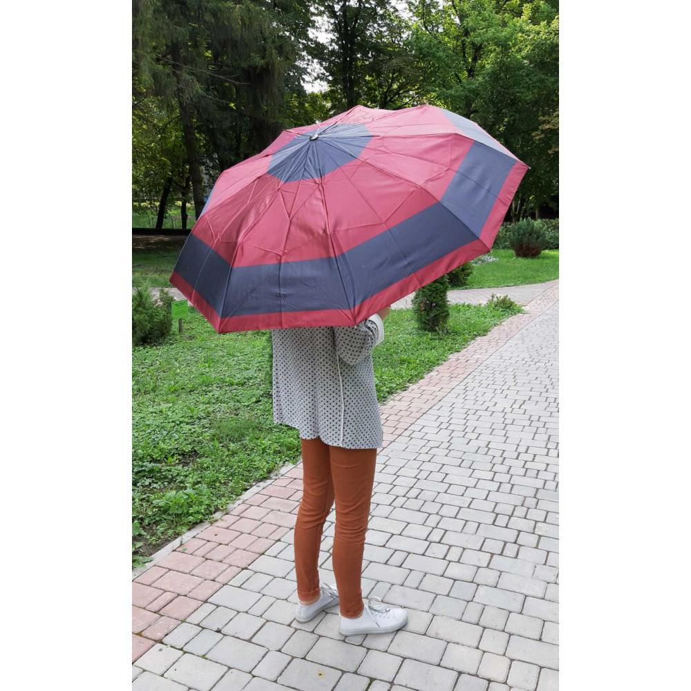 Красивый комбинированный зонт фото 2