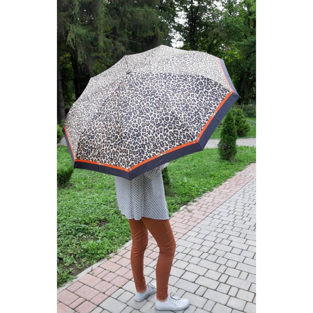 Зонт Sponsa с леопардовым принтом фото 4