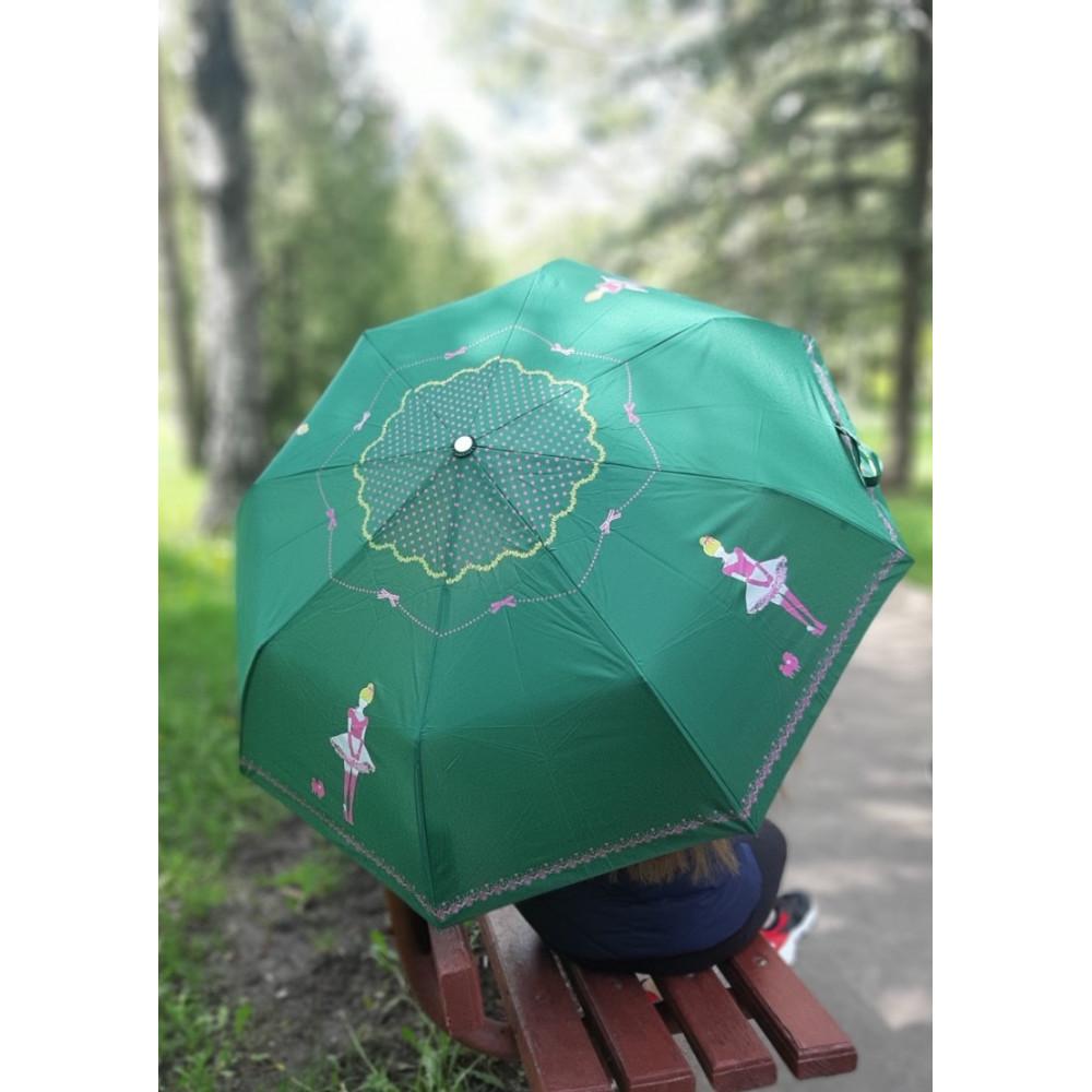 Милый зонтик с девочкой Mario фото 1
