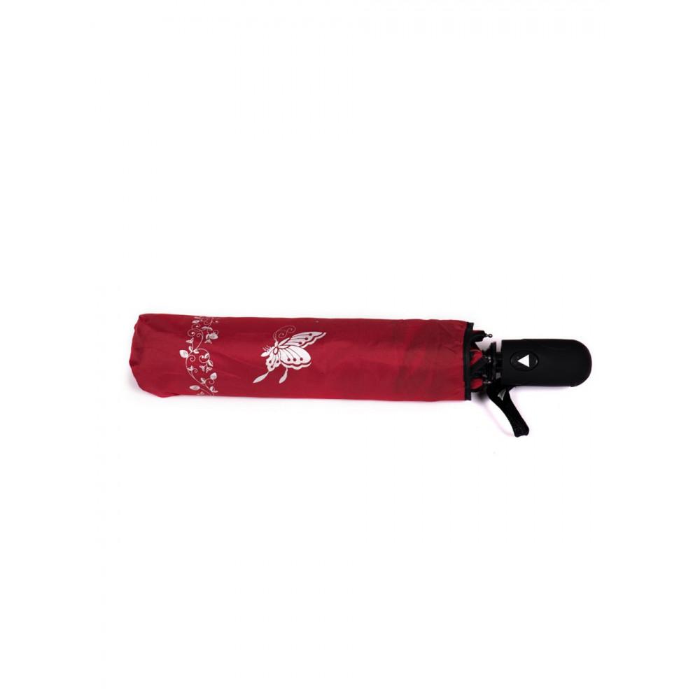 Красный зонт Бабочка фото 2