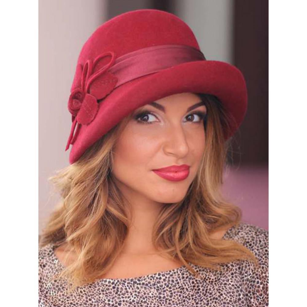Модная женская шляпа 171-1  фото 1