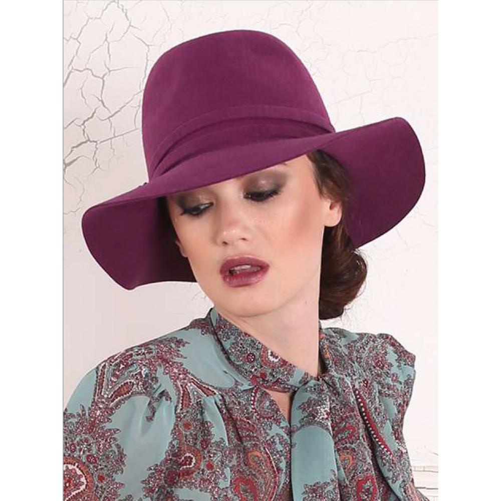 Гарний капелюх з широкими крисами 291-3 фото 1