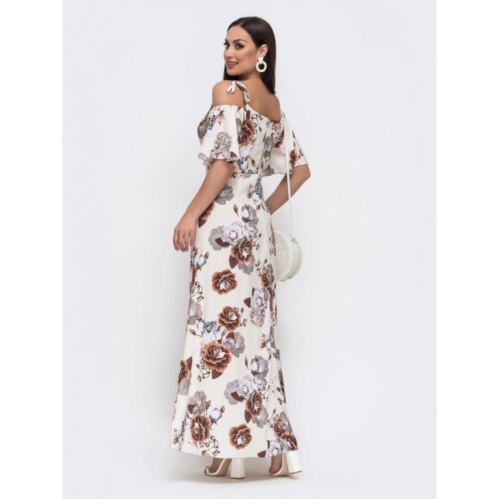 Легкое летнее платье Айша фото 2