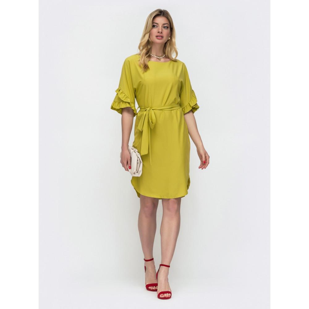 Лаконичное летнее платье Карина фото 1
