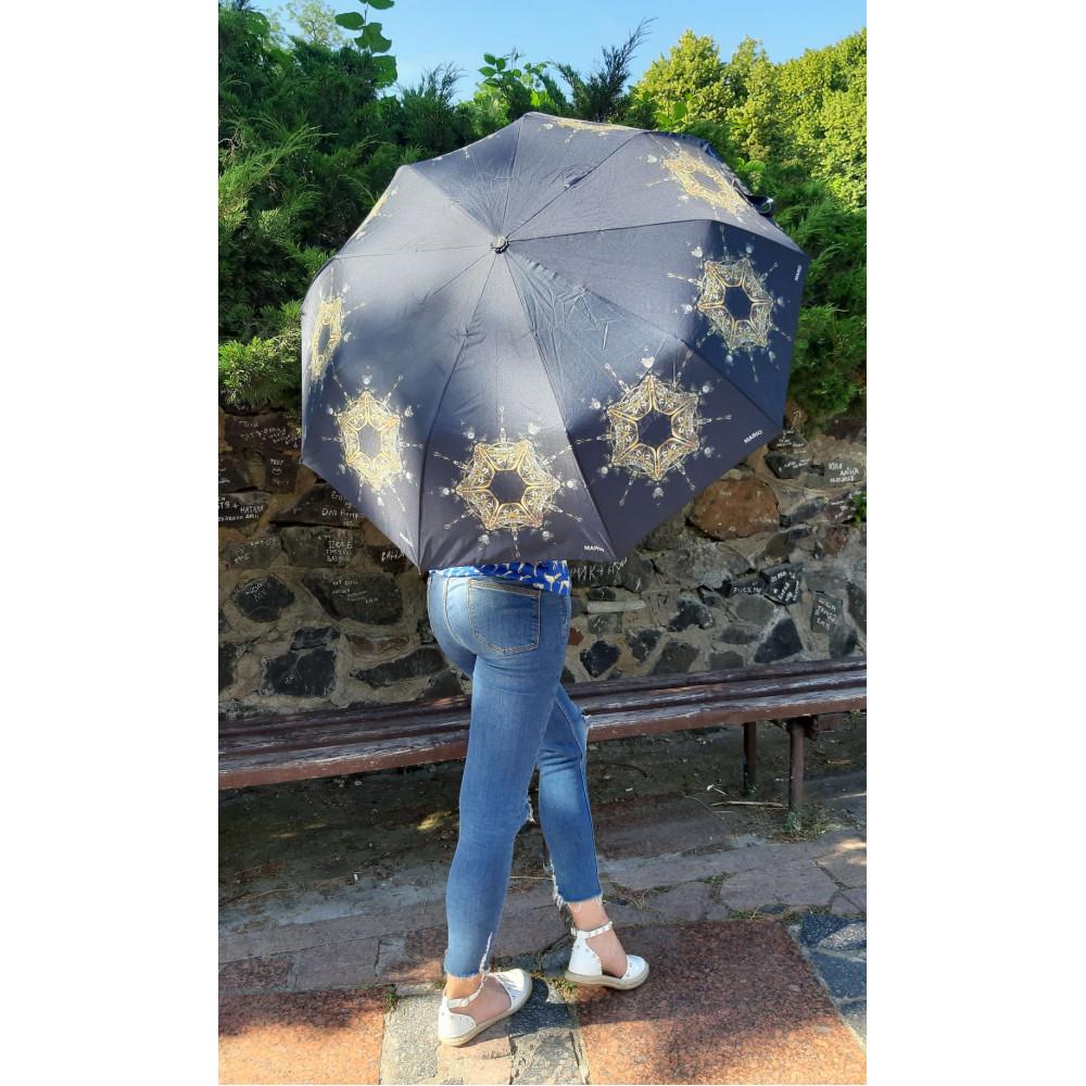 Женский зонт с оригинальным рисунком Кулон фото 2