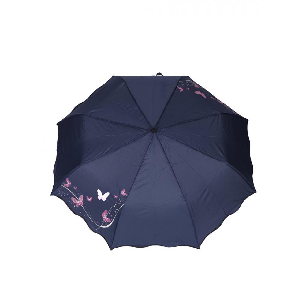 Зонт-полуавтомат с оригинальными краями фото 1