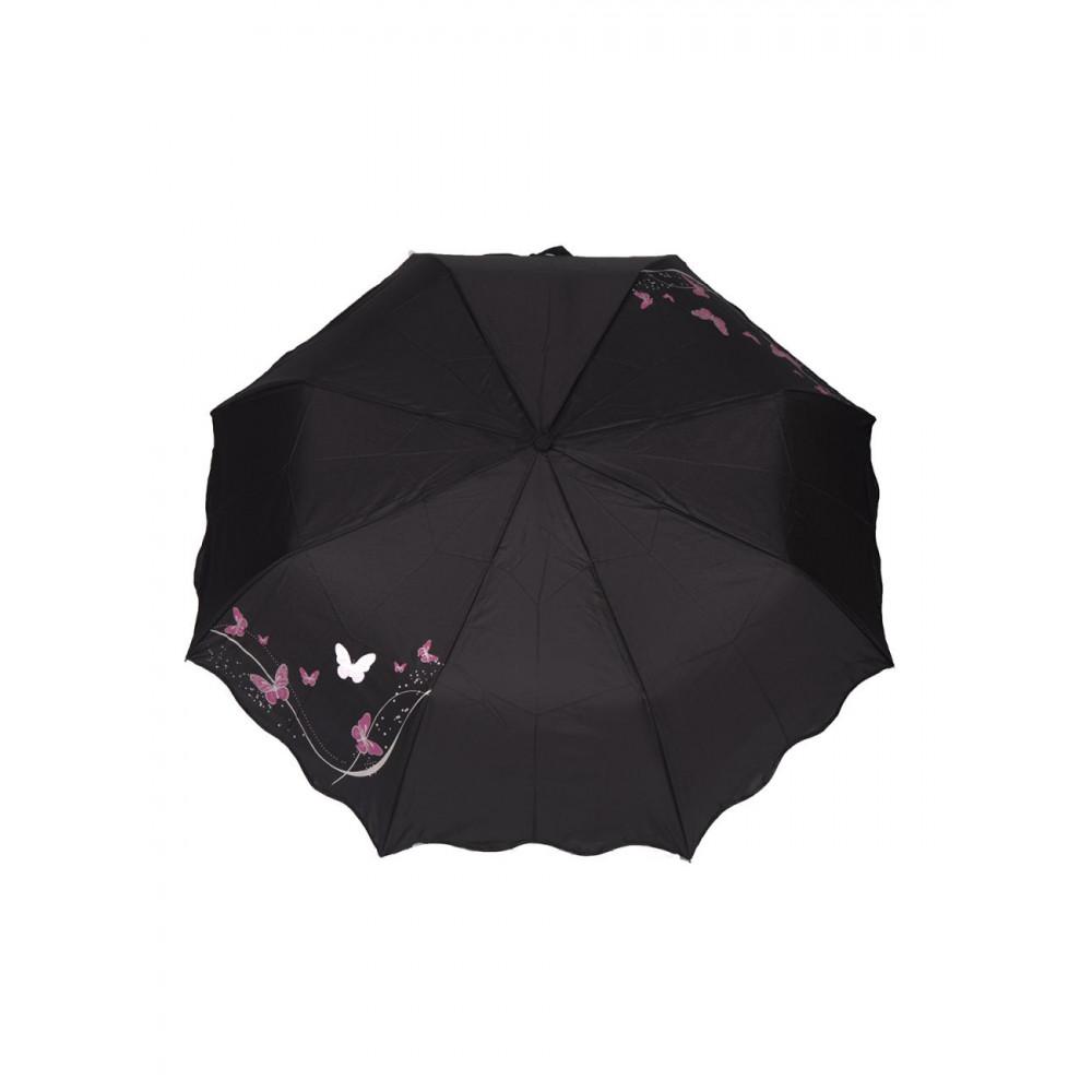 Интересный зонт с бабочками фото 1
