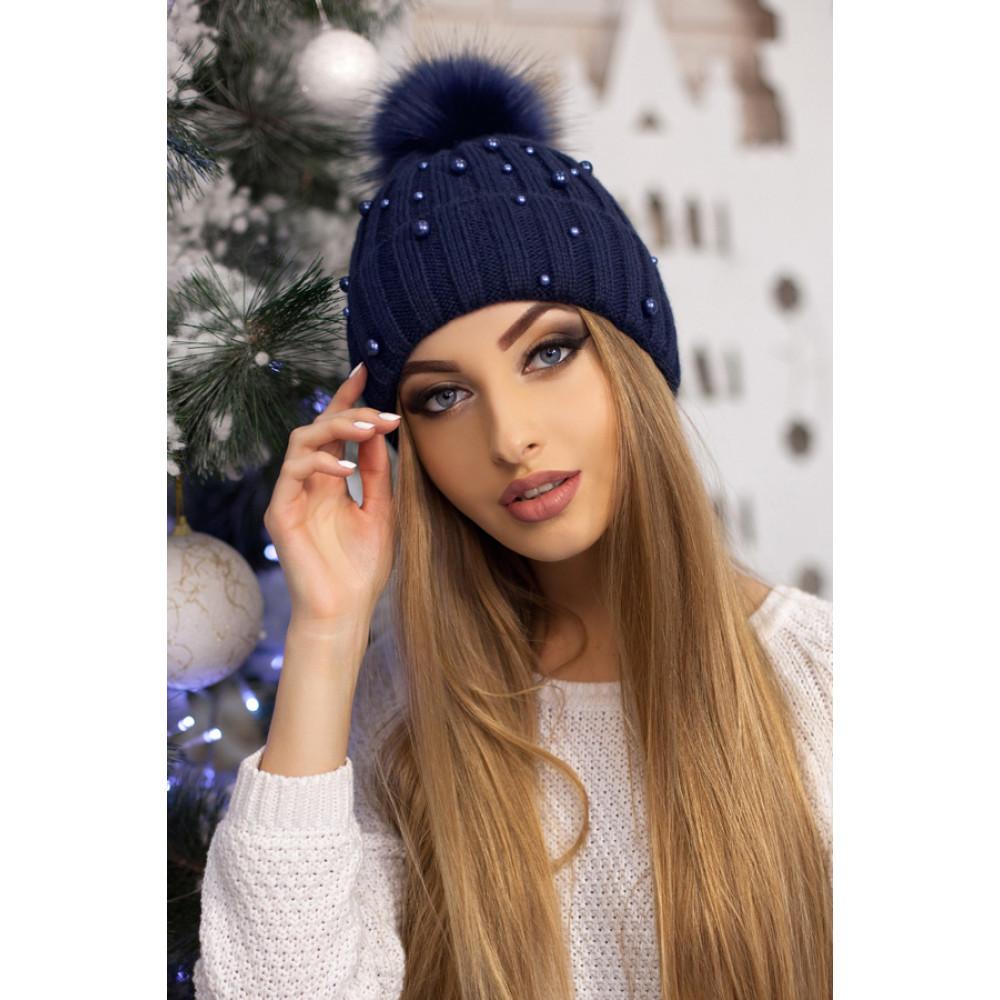 Интересная шапка Модена фото 1