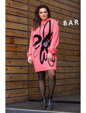 Нежное теплое платье Земфира