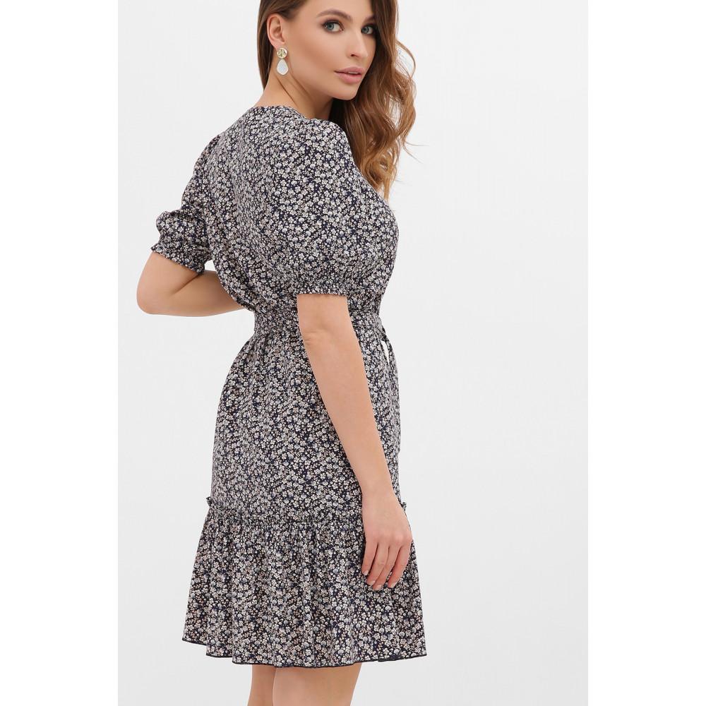 Платье с цветочным рисунком Мальвина фото 4
