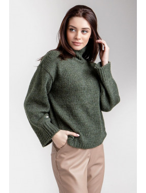 Теплий жіночий светр Руді