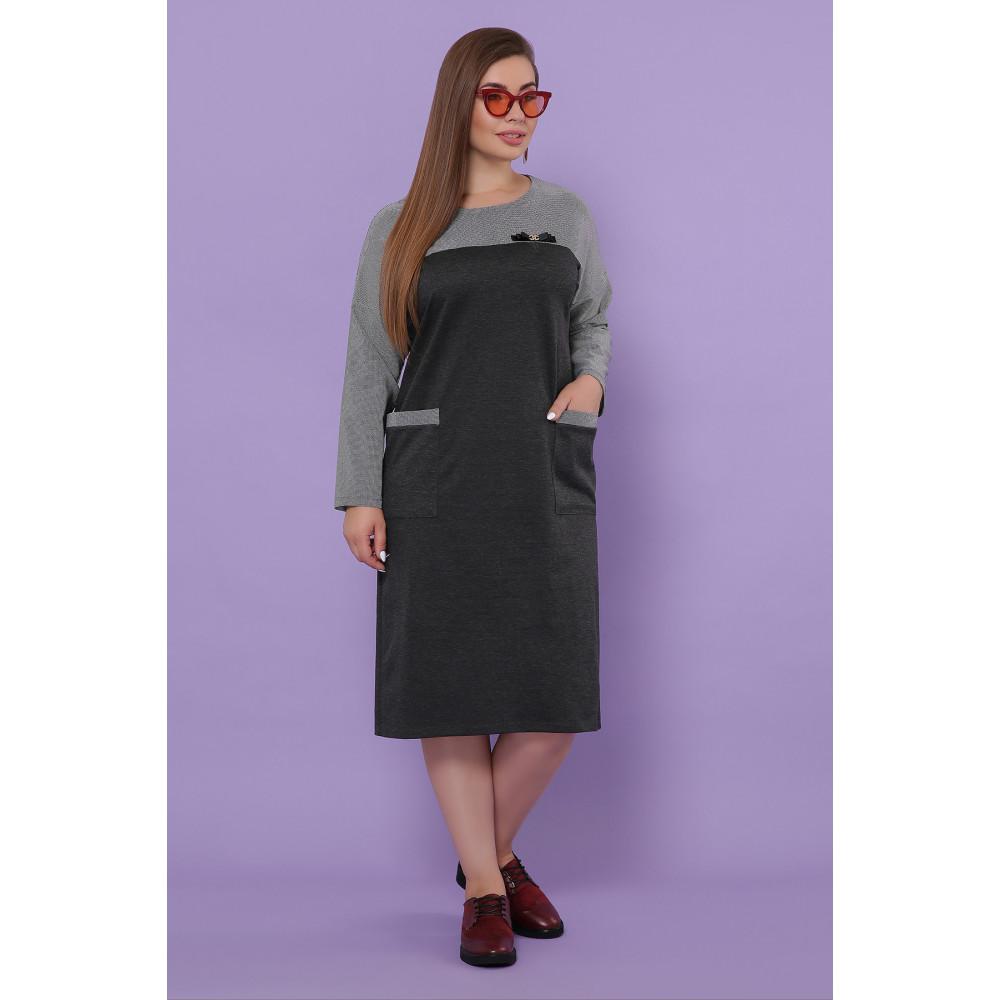 Замечательно комбинированное платье Джоси фото 2