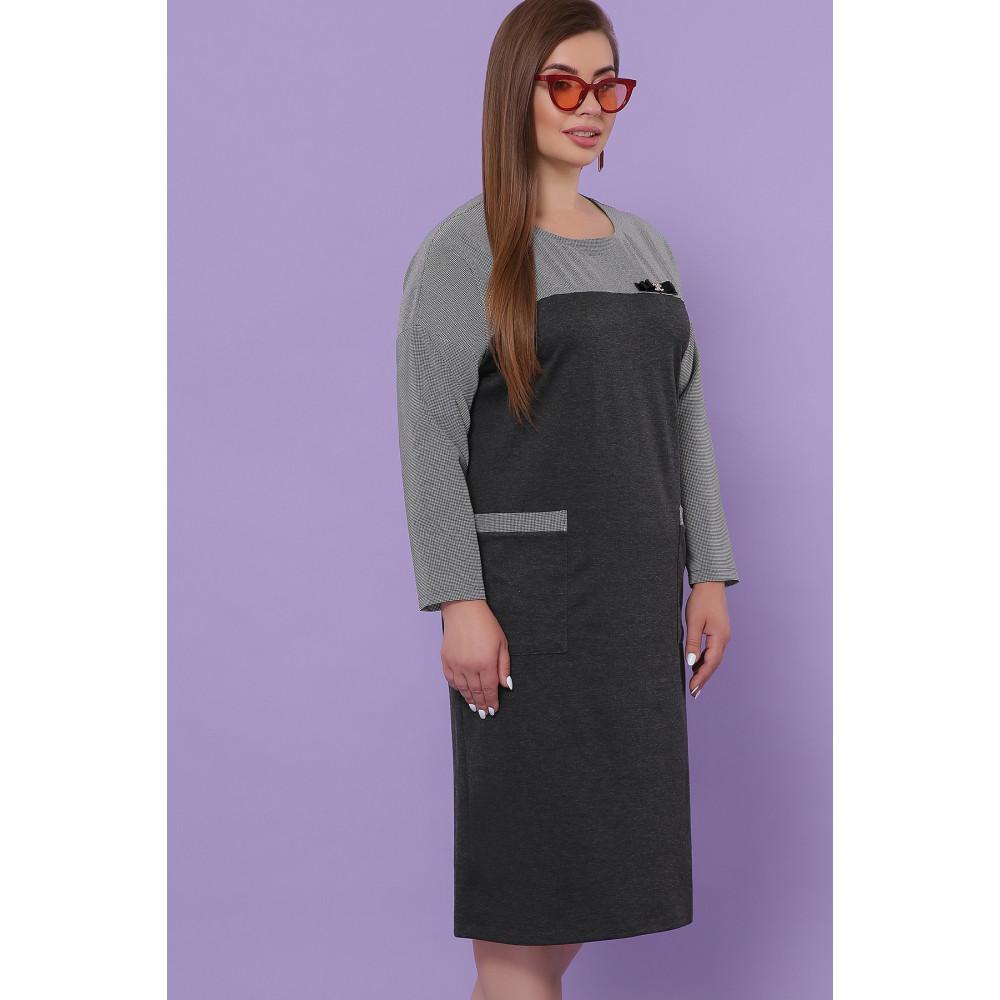 Замечательно комбинированное платье Джоси фото 3