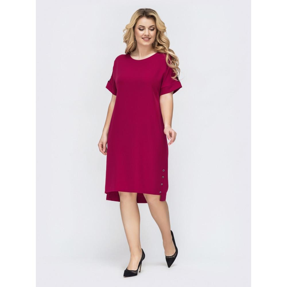 Интересное платье с удлиненной спинкой Картье фото 1