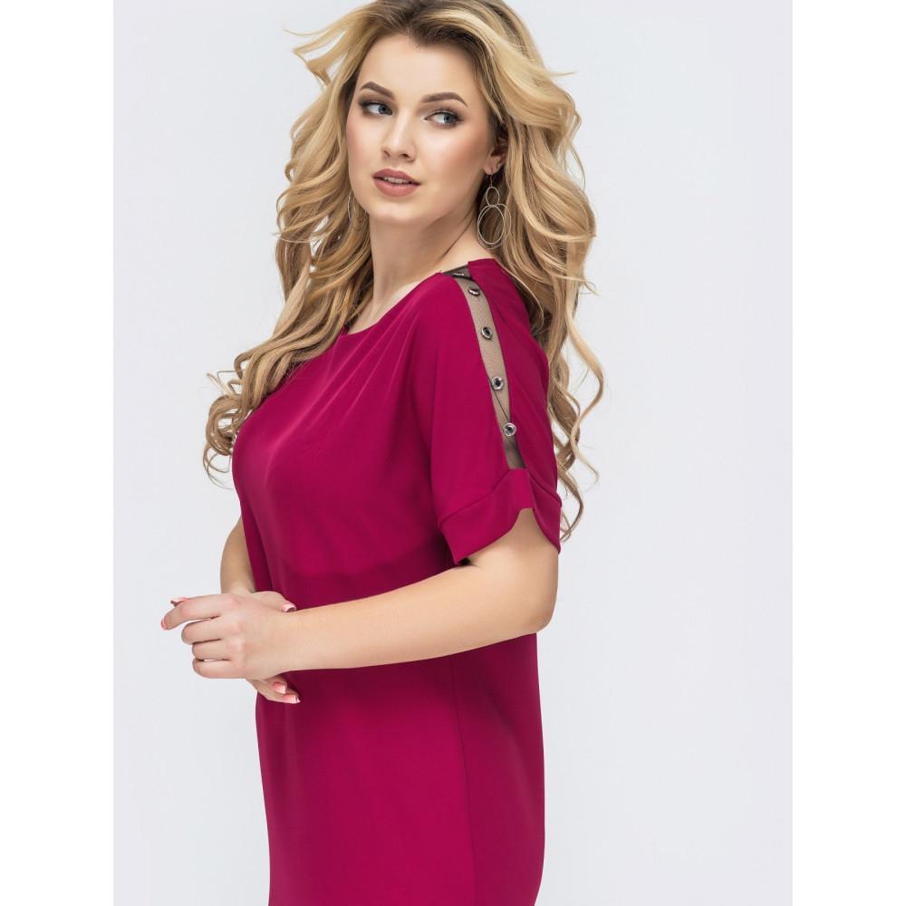Интересное платье с удлиненной спинкой Картье фото 3