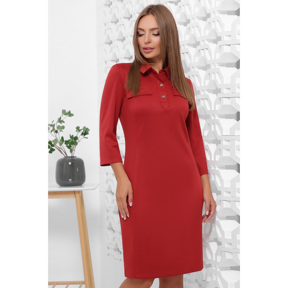 Модное платье поло фото 1