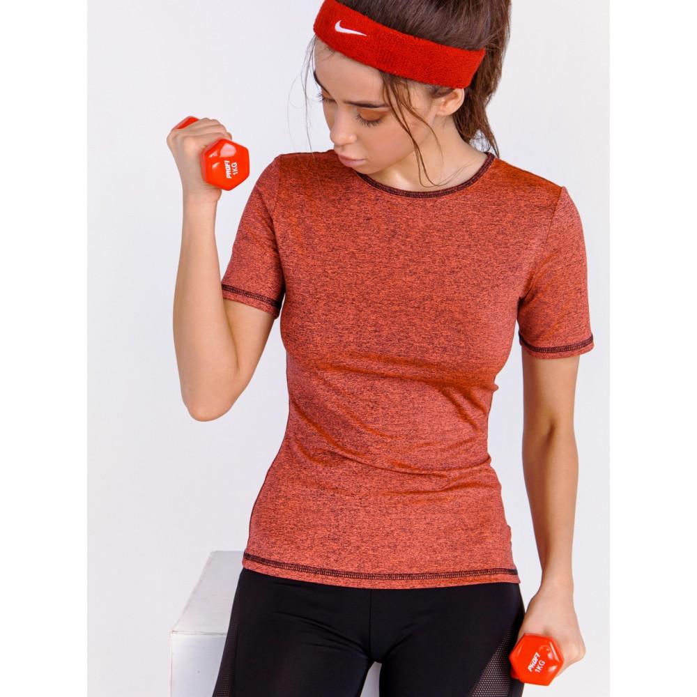 Качественная спортивная футболка фото 1