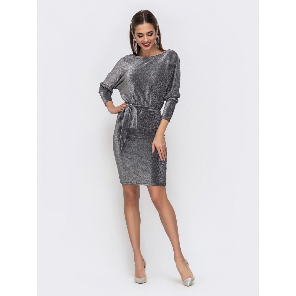 Волшебное платье с V-вырезом на спинке фото 1