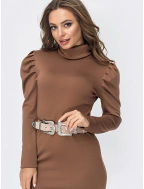 Модное платье-гольф Берил