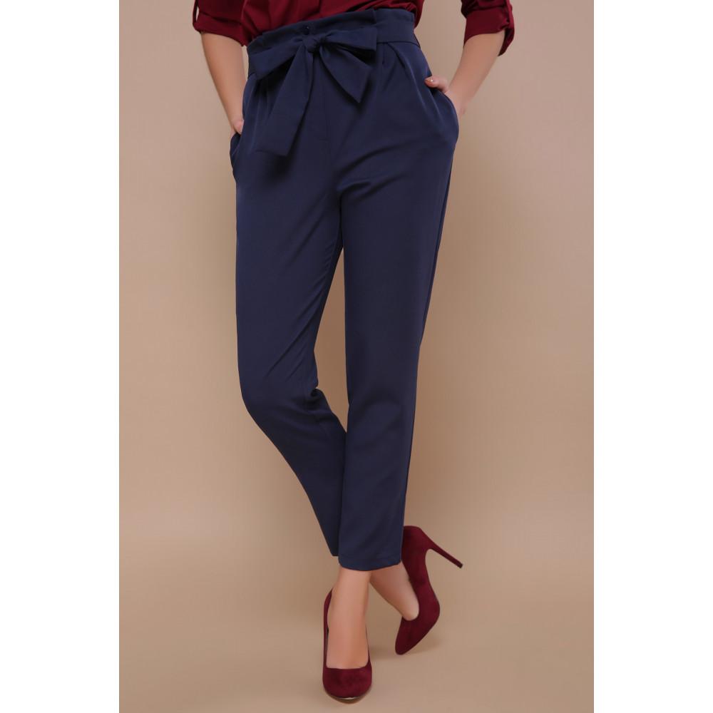 Классические зауженные брюки Челси фото 1