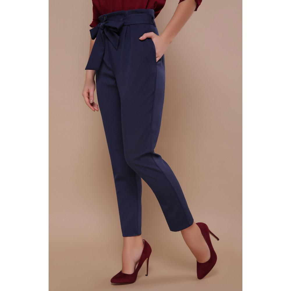 Классические зауженные брюки Челси фото 2