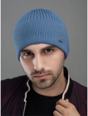 Осенняя мужская шапка Макс