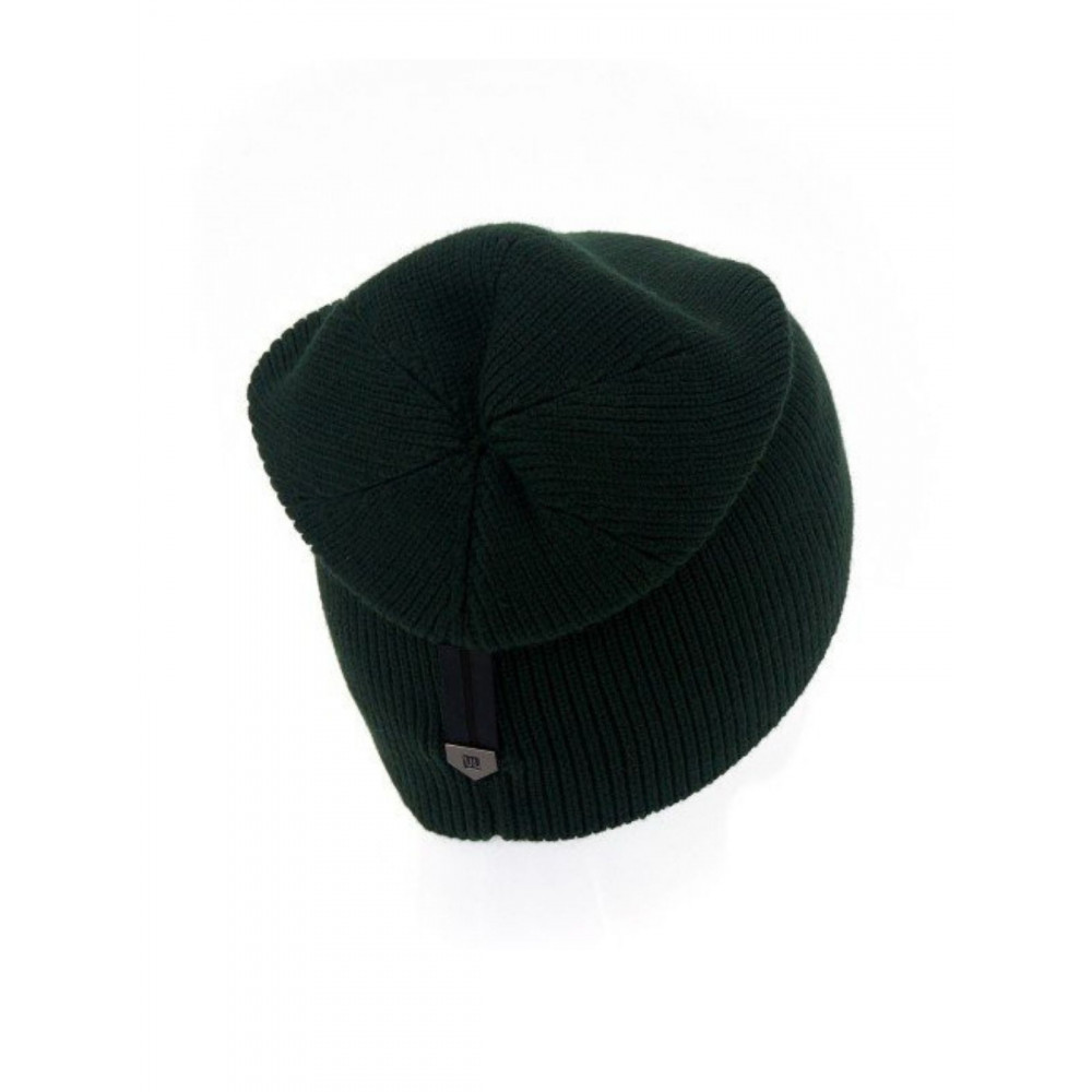 Демисезонная мягкая шапка Монолит фото 2