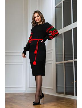 Чарівна сукня-вишиванка Любава