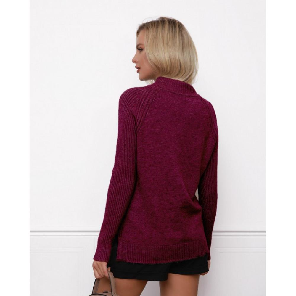 Женский свитер из ангоры Кэрри фото 2