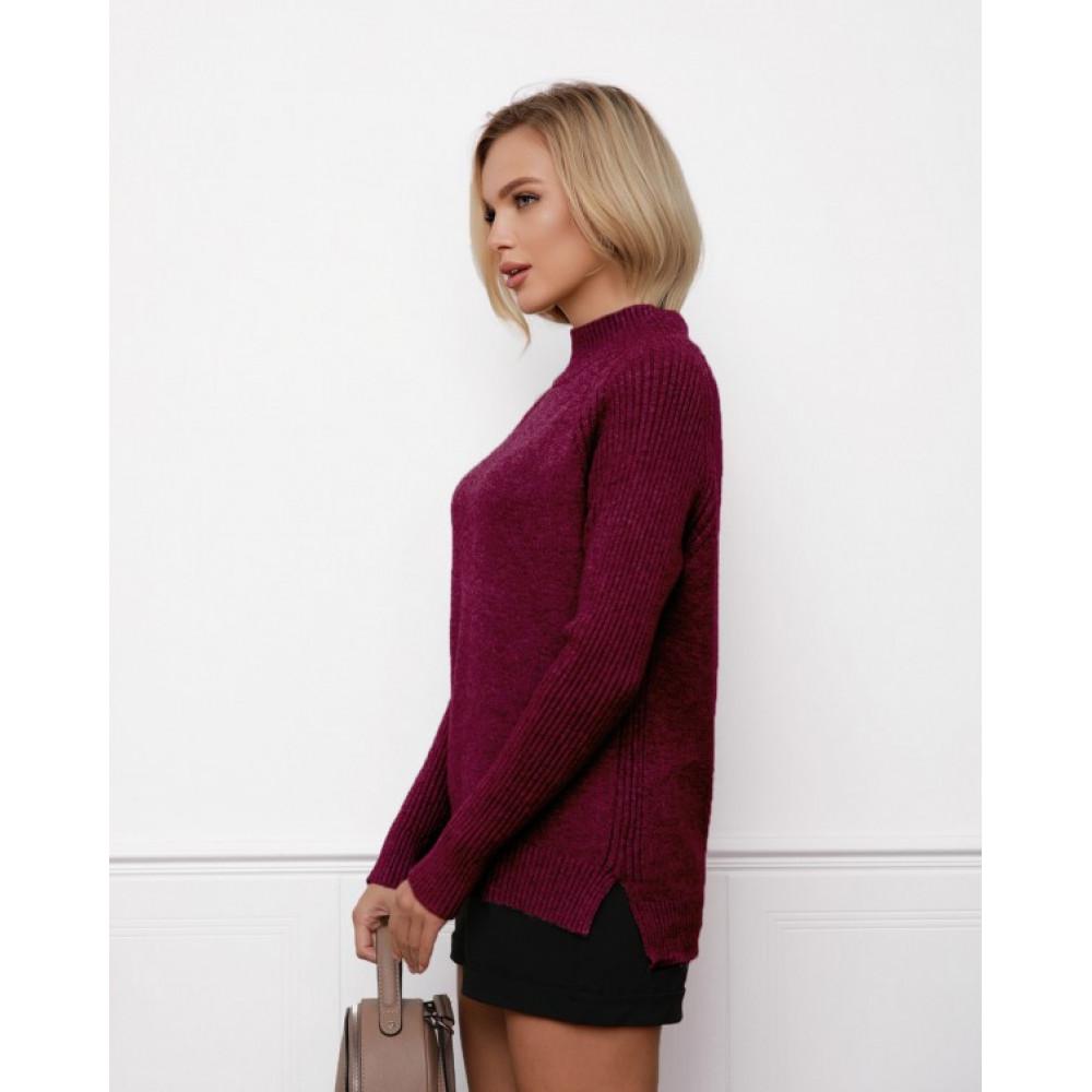 Женский свитер из ангоры Кэрри фото 3