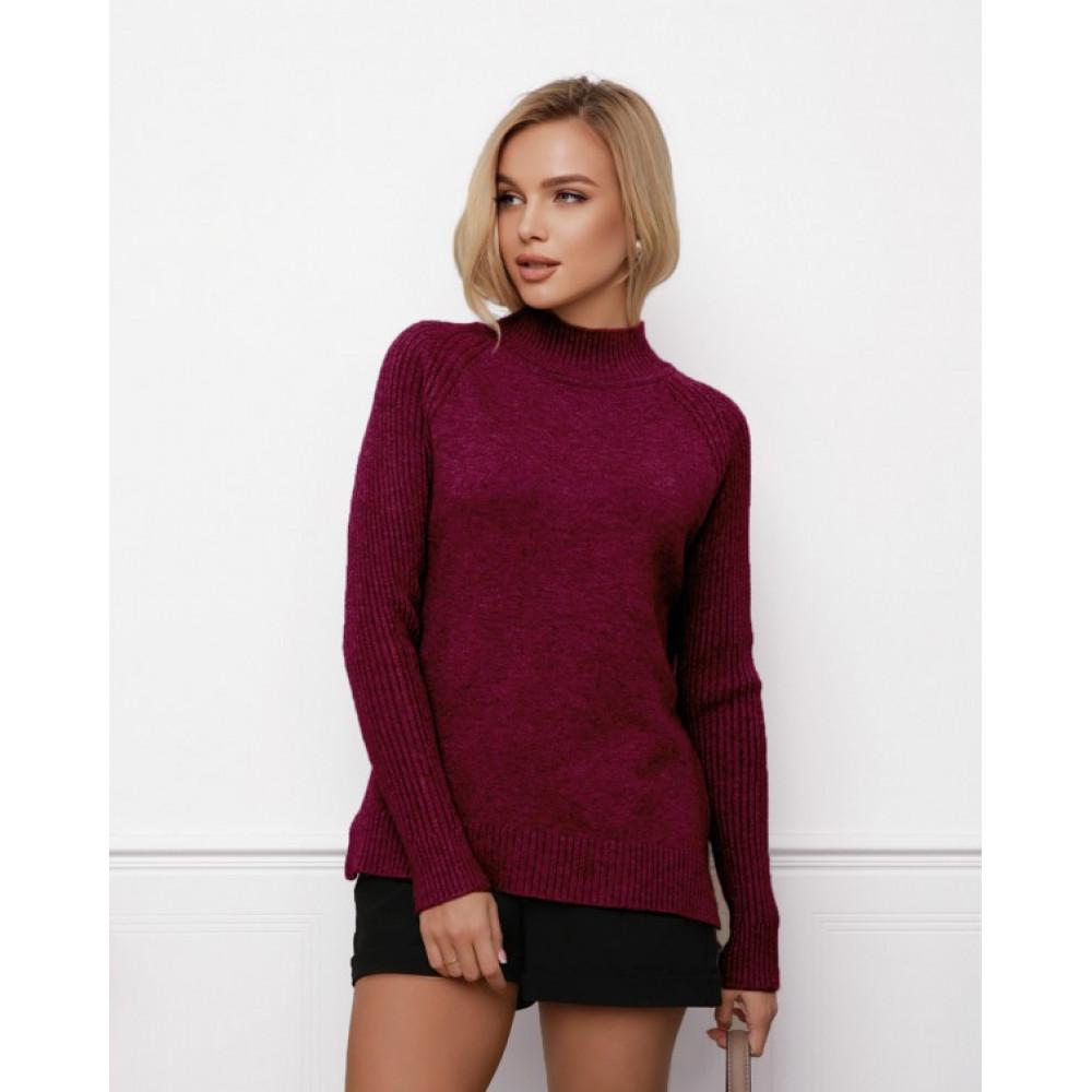 Женский свитер из ангоры Кэрри фото 1