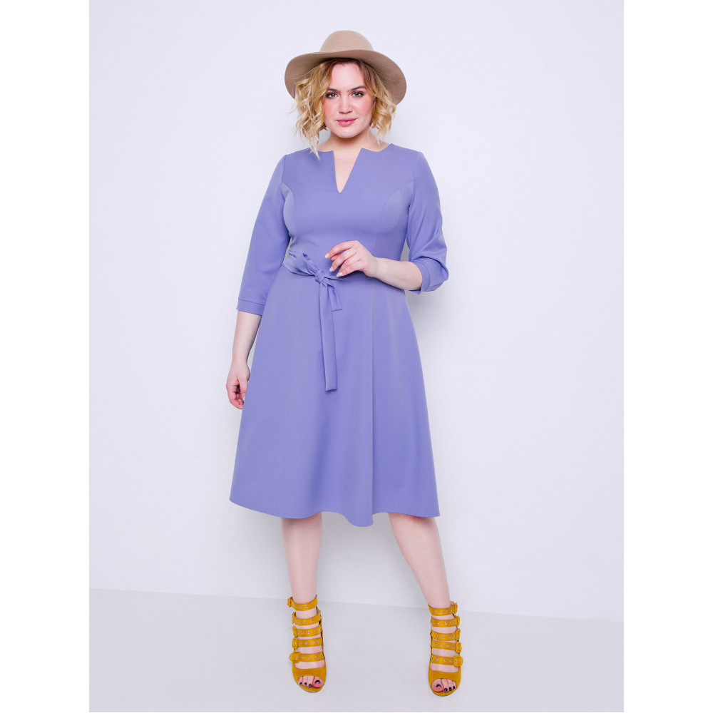 Лавандовое платье Родаси фото 1