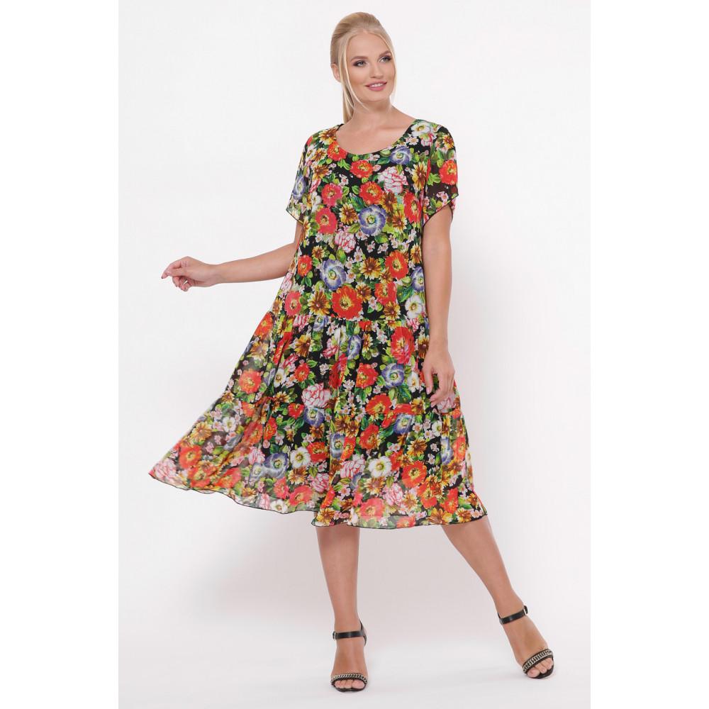 Красочное платье Катаисс фото 1
