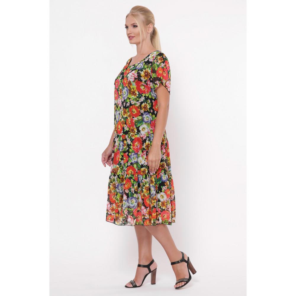 Красочное платье Катаисс фото 2