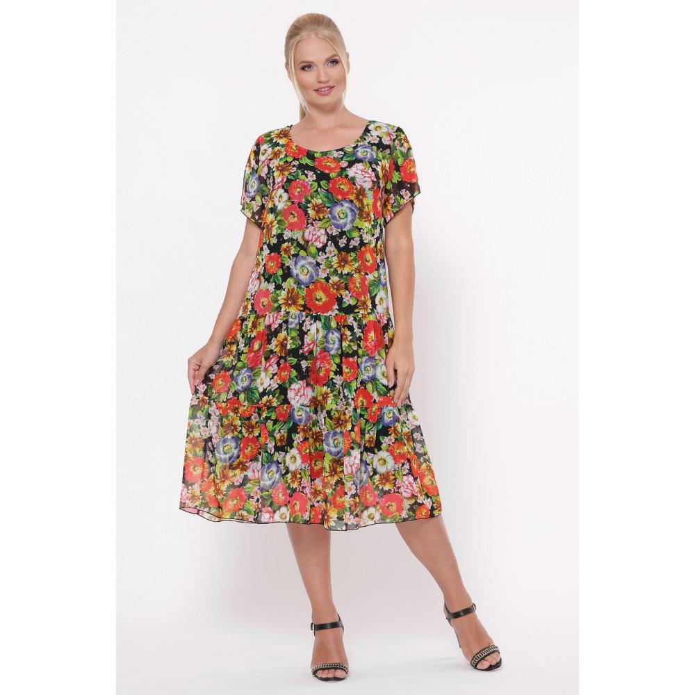 Красочное платье Катаисс фото 3