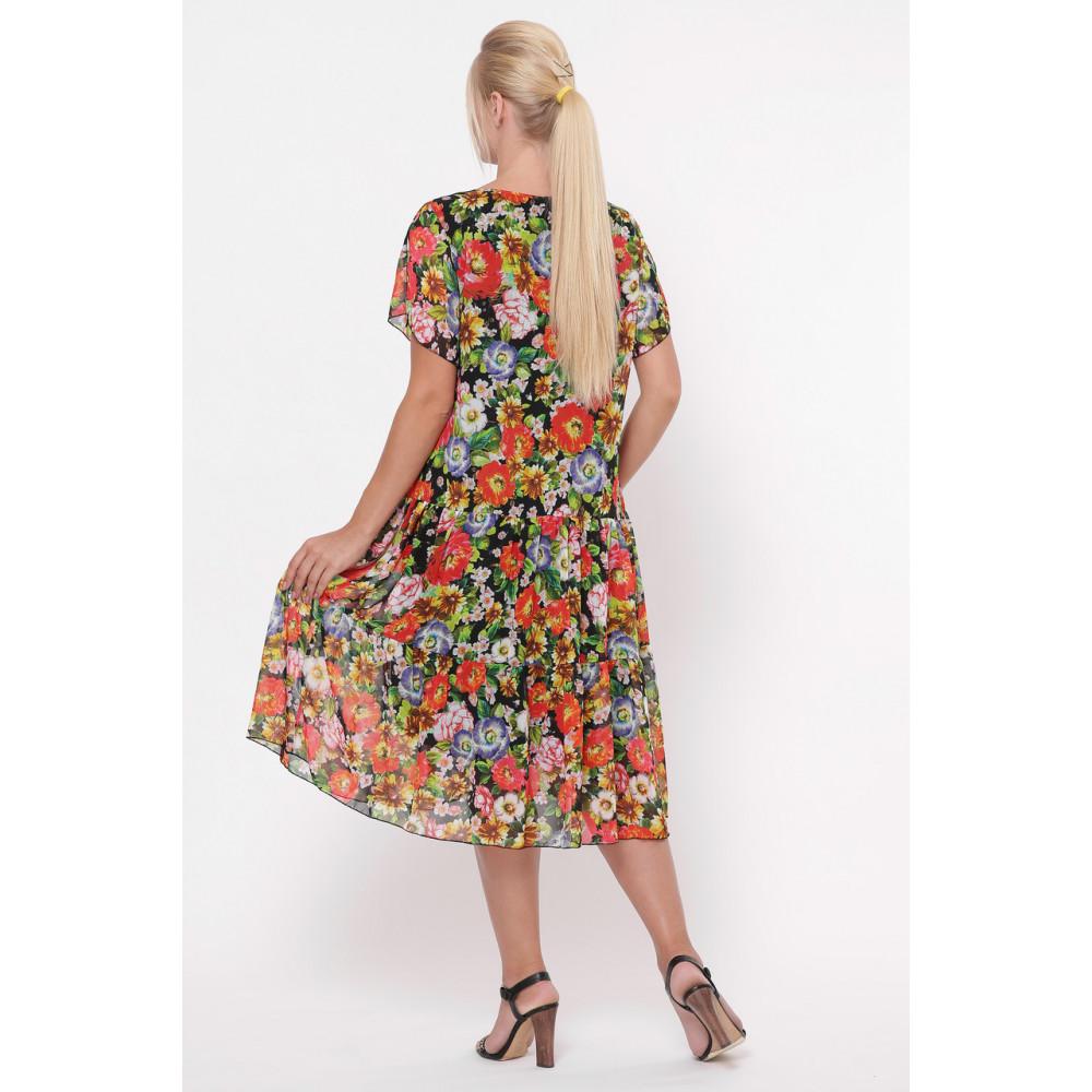 Красочное платье Катаисс фото 4