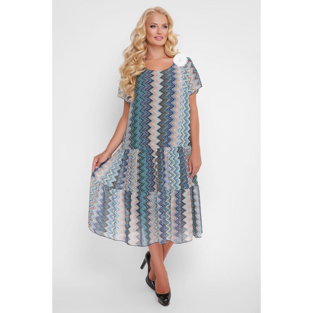 Красочное платье Катаисс фото 7