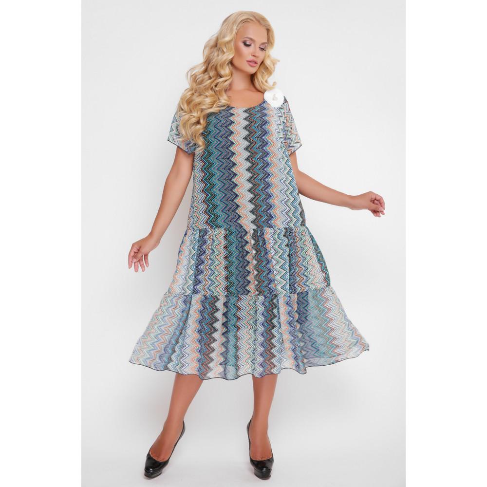 Красочное платье Катаисс фото 8