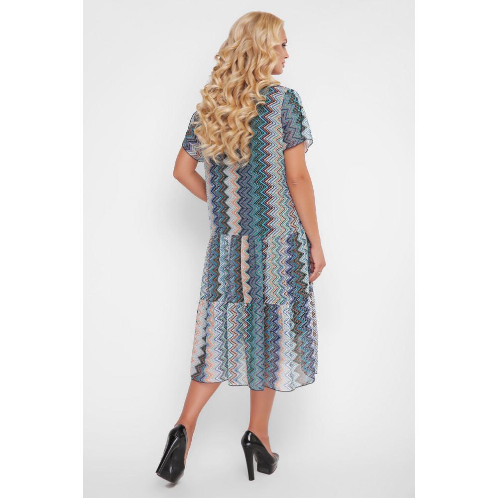 Красочное платье Катаисс фото 10