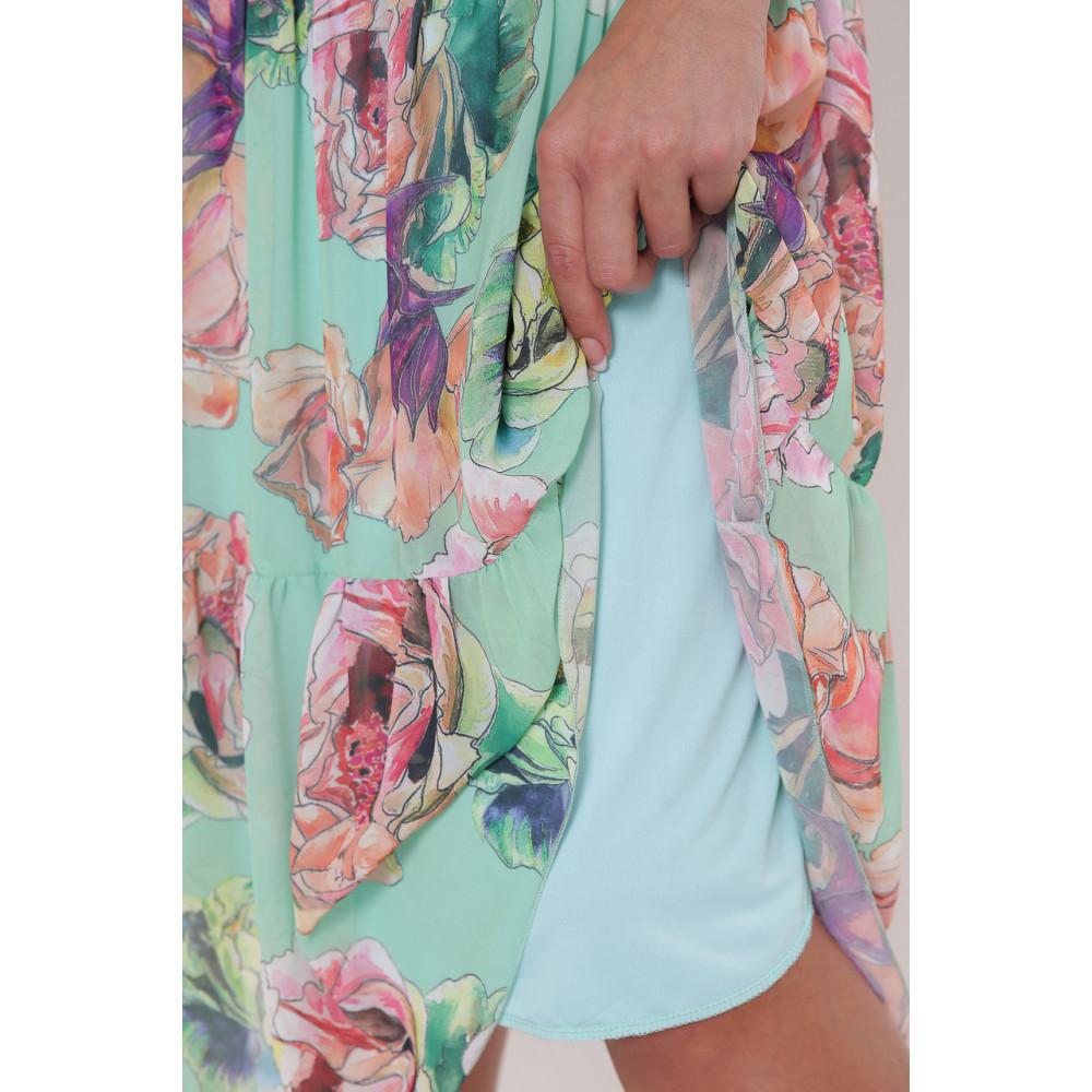Красивое платье из шифона Катаисс фото 6