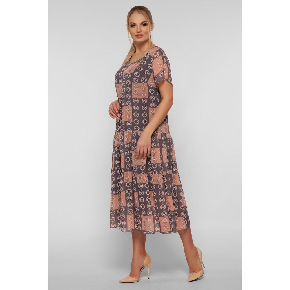 Интересное платье Катаисс фото 2