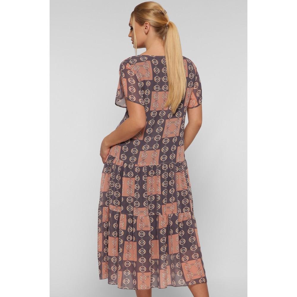 Интересное платье Катаисс фото 4