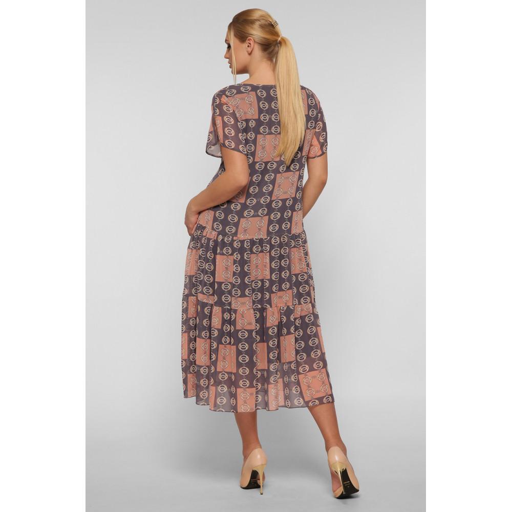 Интересное платье Катаисс фото 5